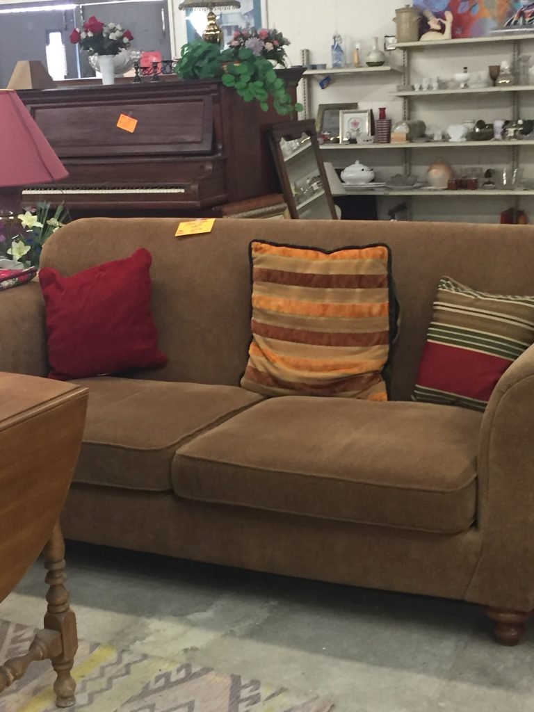 Furniture at Thrift Store