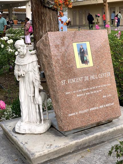 St. Vincent de Paul & St. Francis of Assisi